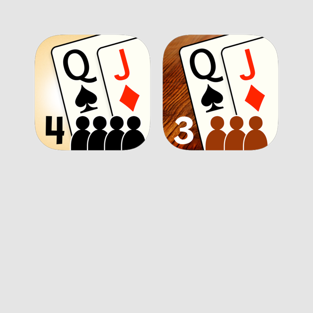 Pinochle 2 Pack 4