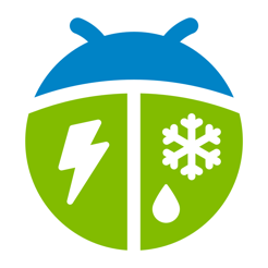‎WeatherBug – Weather Forecast