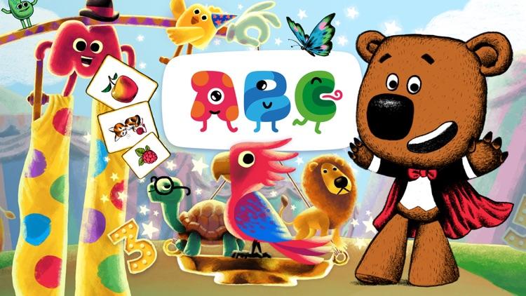 Be-be-bears: Early Learning screenshot-6