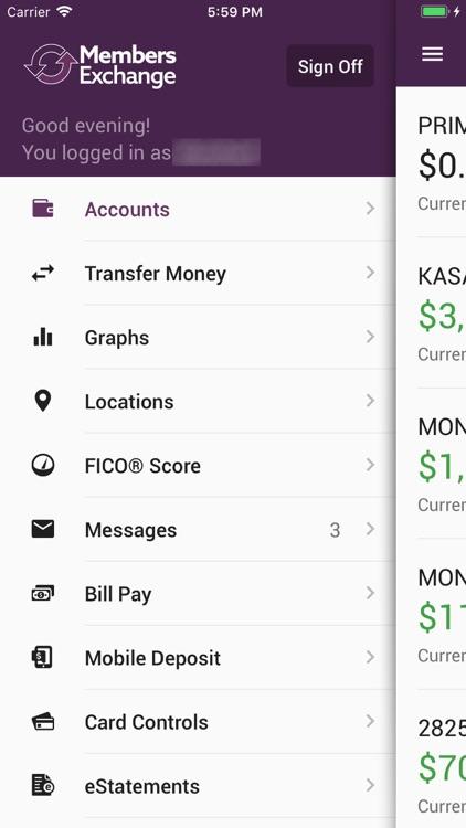MECU Anywhere Mobile Banking screenshot-3