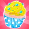 做饭小游戏: 纸杯蛋糕模拟休闲游戏大全