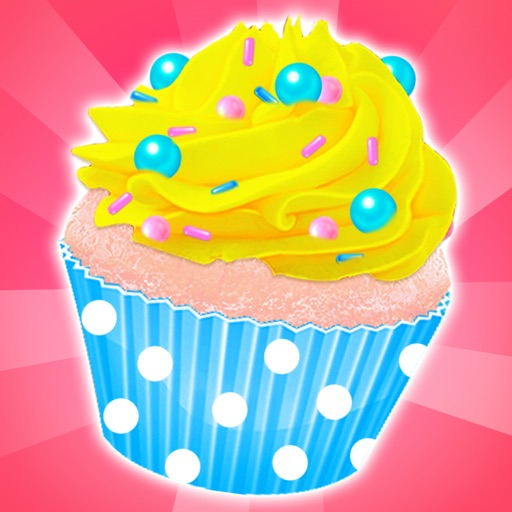 Cupcake Games: Casual Cooking icon
