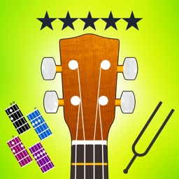Ukulele Tuner Pro and Chords