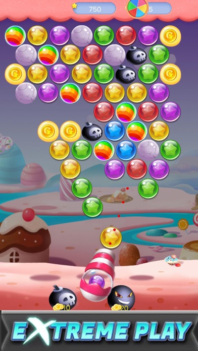 Super Bubble Shooting screenshot one