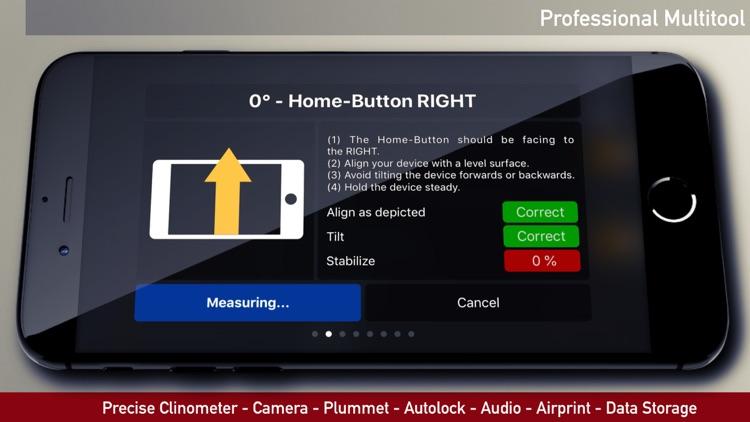 Measure Angles Pro Level Tool screenshot-5