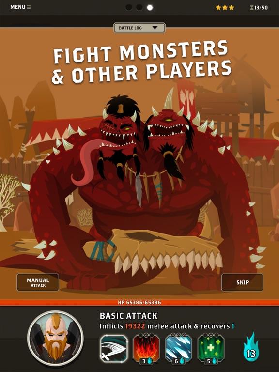 Скачать Questland: Turn Based RPG