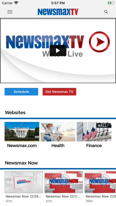 download Newsmax TV & Web for PC