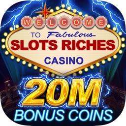 Slots Riches - Casino Slots