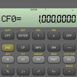 BA Financial Calculator