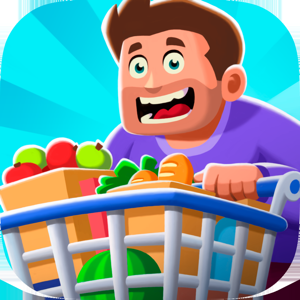 Idle Supermarket Tycoon - Shop - Games app