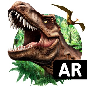 Monster Park - AR Dino World App Data & Review - Education - Apps