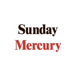 Sunday Mercury for iPad