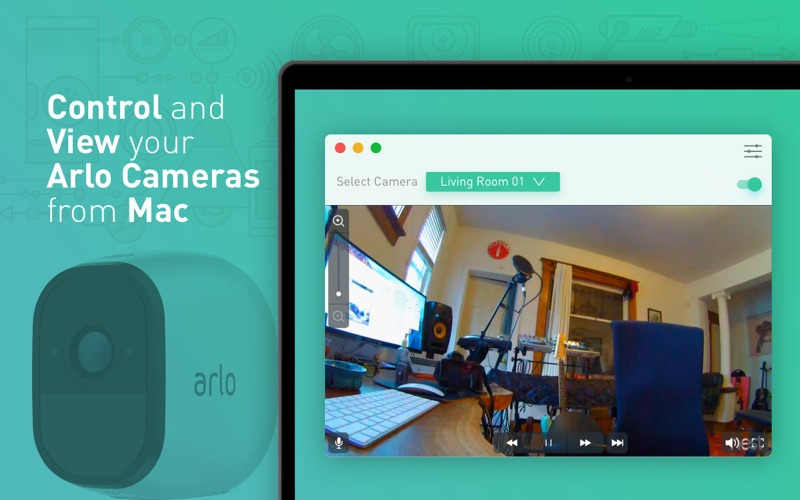 Viewer for Arlo Cam - App - AppStore