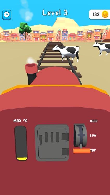 Hyper Train screenshot-8
