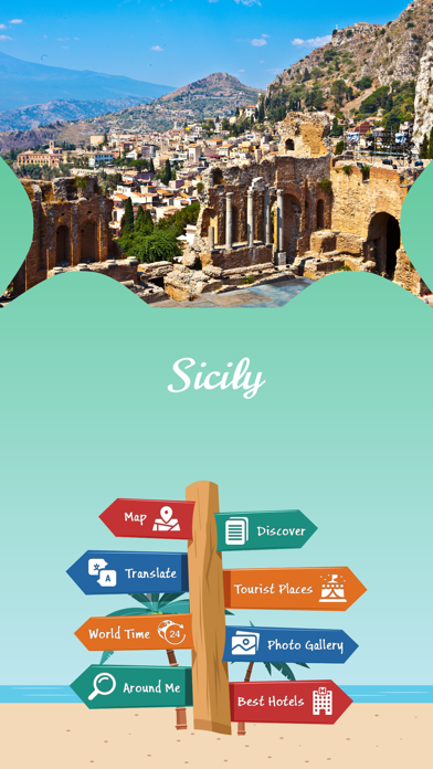 Visit Sicily screenshot 2