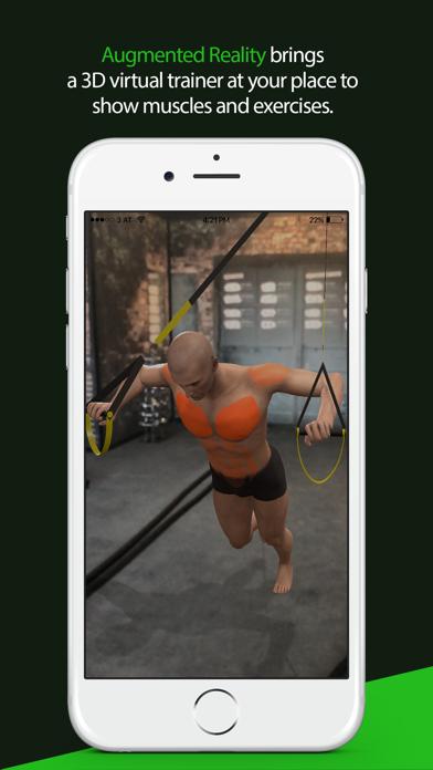 Screenshot #1 pour Gymaholic Workout Tracker