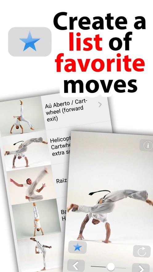 Beautiful Capoeira App 截图