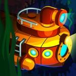 Idle Submarine: Raft to Boat