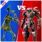Siren Head Vs Robot Battle 3D на пк