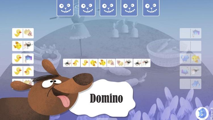 Fun on the Farm: 5 board games screenshot-3