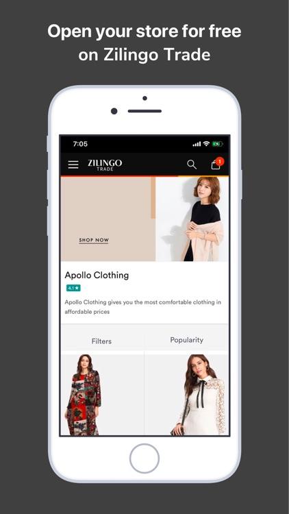Zilingo Trade: B2B Marketplace screenshot-3