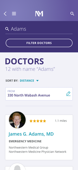 Mynm By Northwestern Medicine On The App Store