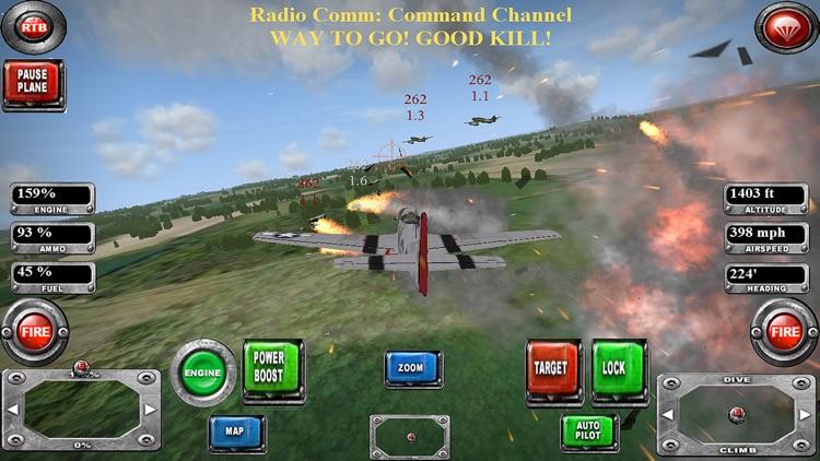 WarBirds Fighter Pilot Academy screenshot-9