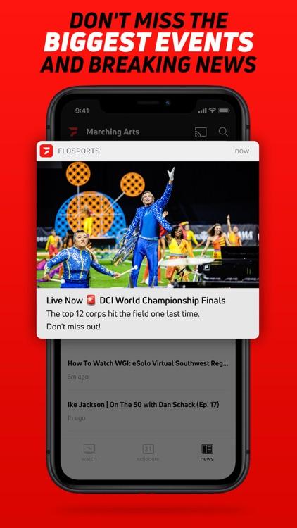 FloSports: Watch Live Sports screenshot-5