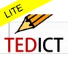 TEDICT LITE - iPhoneアプリ