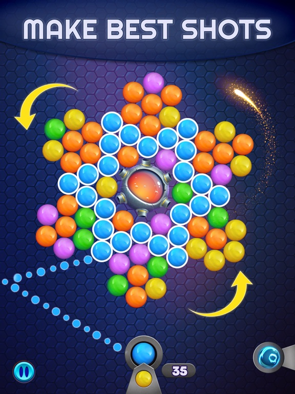 Bubble Pop Spinner screenshot 8