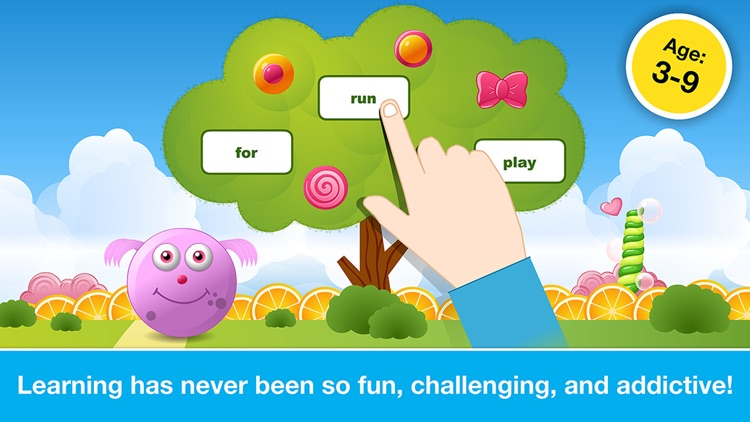 Sight Words ABC Games for Kids screenshot-4