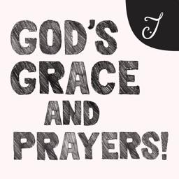 God's Grace & Prayers for you