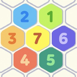 Make 7 In Hexagon