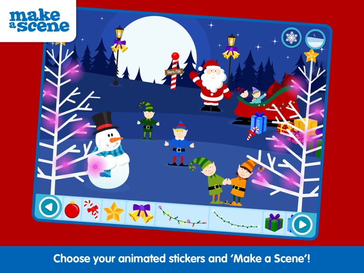 Make A Scene: Christmas screenshot-4