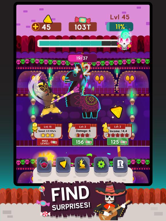 Pinata Punishers: Idle Clicker screenshot 11