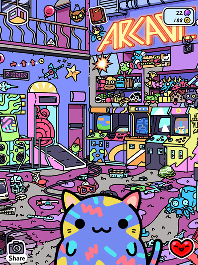 ‎神偷貓咪 (KleptoCats) Screenshot