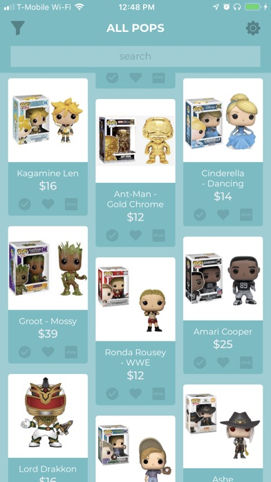 Pop Collect