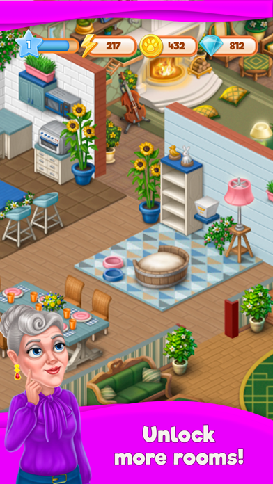 Merge Villa screenshot 5