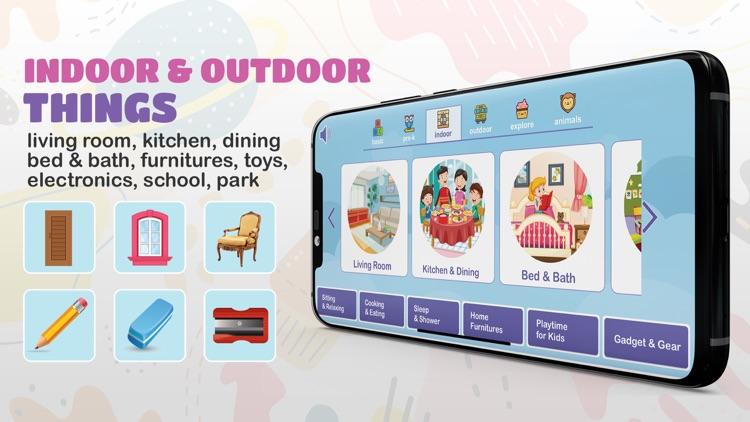 Pre-K Preschool Games for Kids screenshot-3