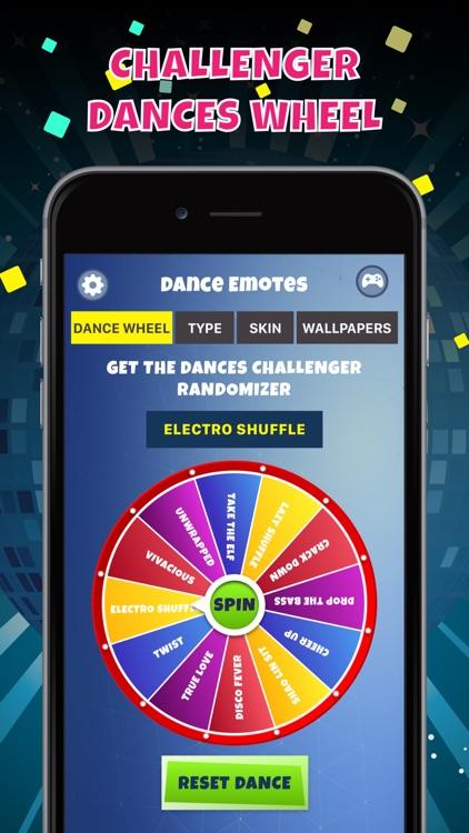 Fort-for-nite Emotes Challenge screenshot-3