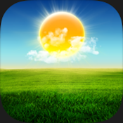 Beautiful Weather: Accurate Forecasts & Severe Weather Alerts for iPhone and iPad icon