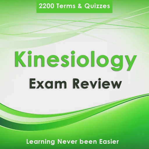 Kinesiology Exam Review App