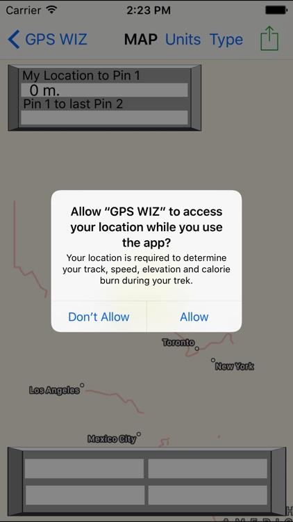 GPS WIZ screenshot-5