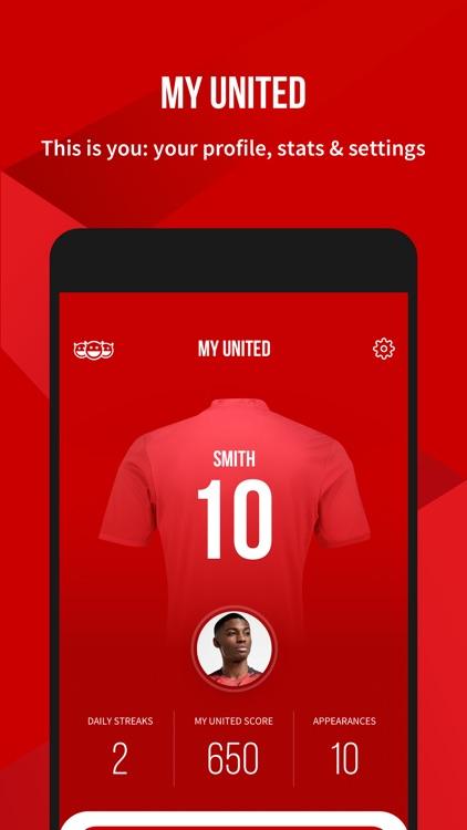 Manchester United Official App screenshot-5