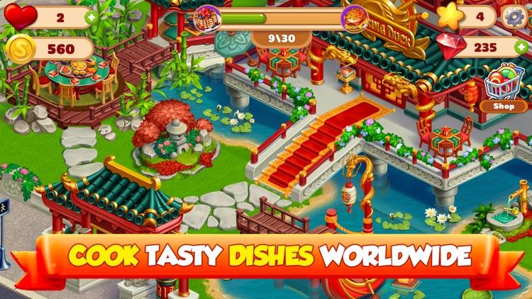 Hell's Cooking: Burger Master screenshot-3