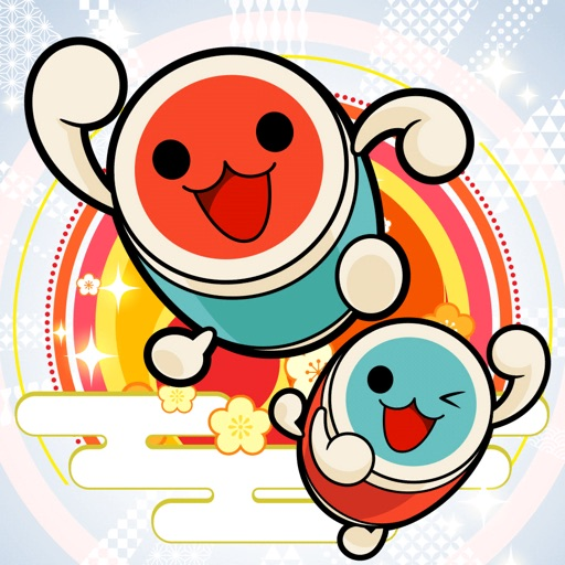 Taiko no Tatsujin Pop Tap Beat icon