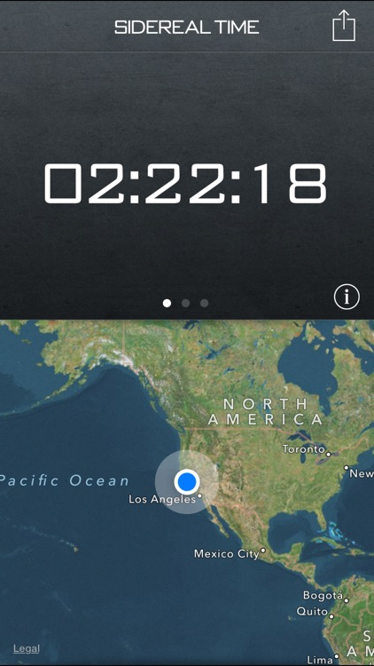 Star Clock – Sidereal Time screenshot-4