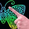 スクラッチアート:癒しのアートゲーム - iPhoneアプリ