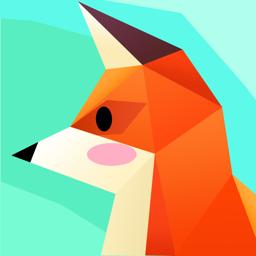 Ícone do app One Line Coloring