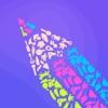 SRCH! 大人の塗り絵: 色塗り & お絵描き - iPhoneアプリ